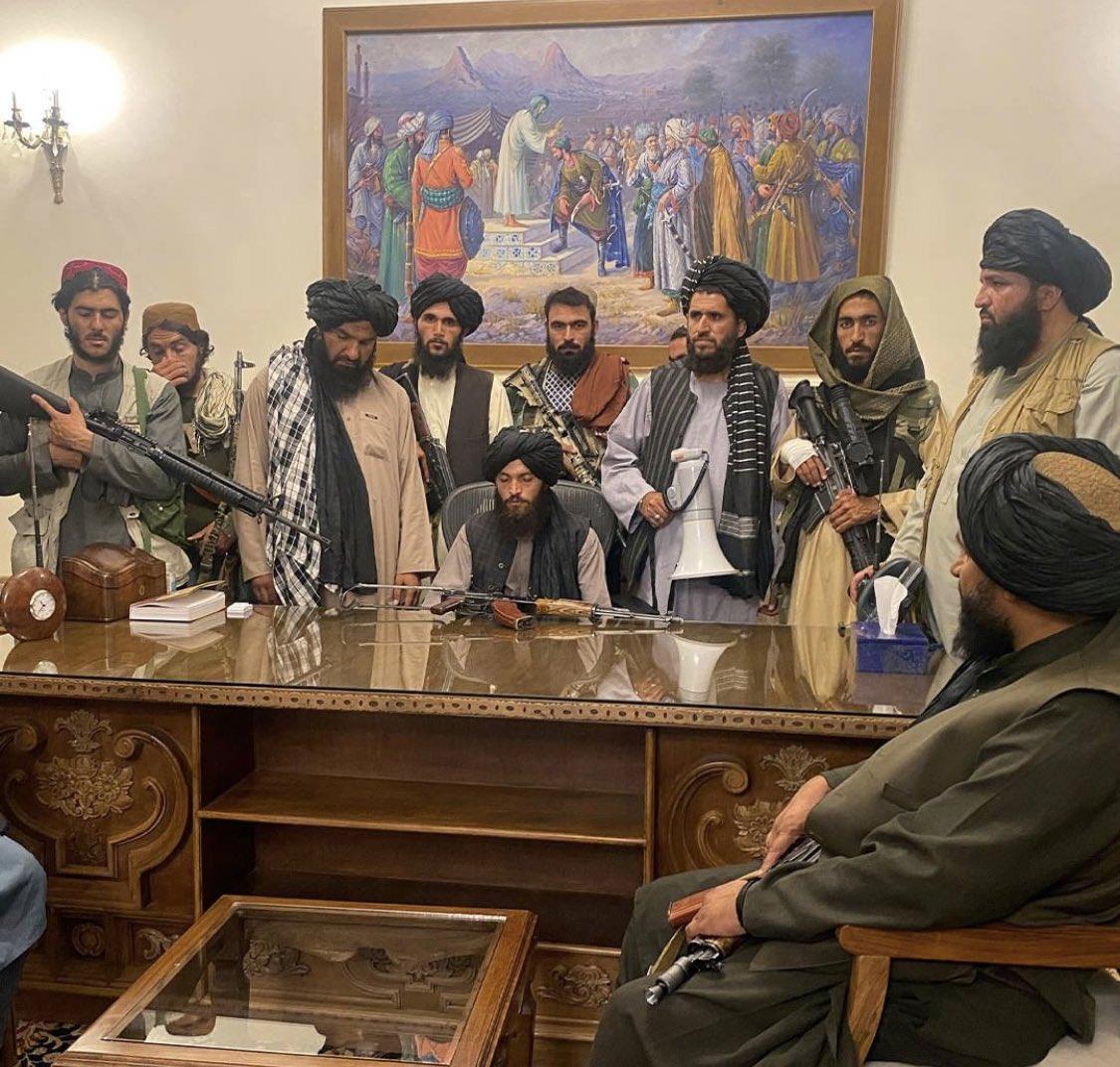 """ABD' den itiraf: 'Taliban' ın İlerleyiş beklediğimizden hızlı oldu."""""""