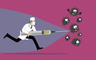 Aşılamanın önemi ve Aşı karşıtlarının iddialarına karşı tezler