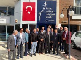 Arınç KGK'nın kuruluş yıldönümünü kutladı