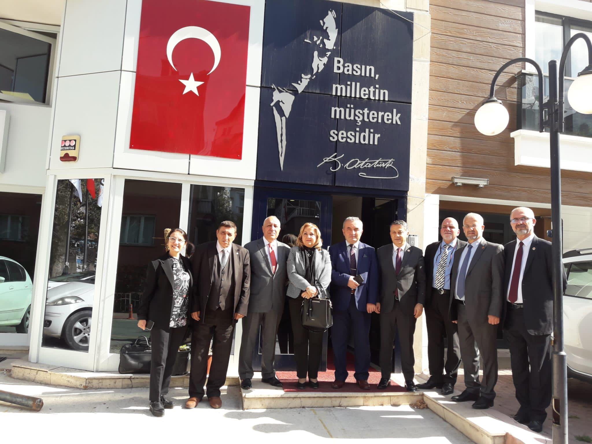 KGK, Ankara'da 2'nci yaşını böyle kutladı
