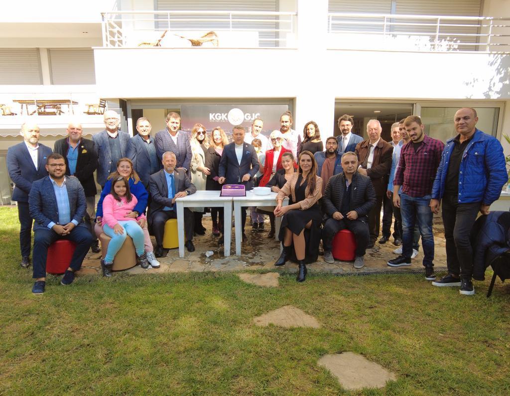 KGK İstanbul'da 2. yıl buluşması