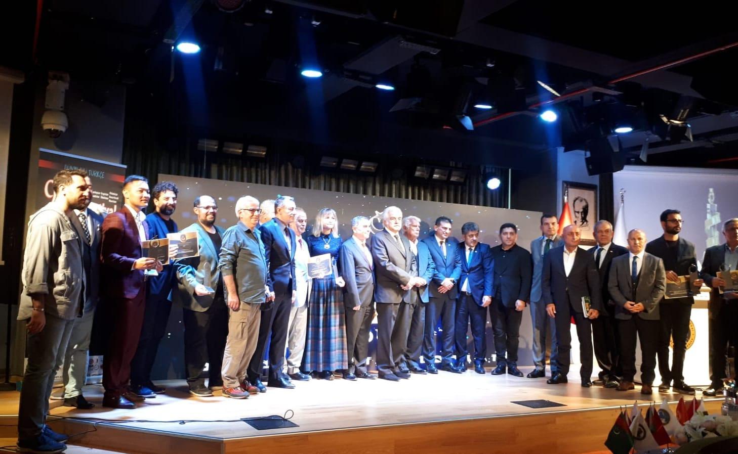 6. Türk Dünyası Belgesel Film Festivali ödül töreni yapıldı