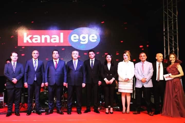 """KANAL EGE İZLEYİCİYE """"MERHABA"""" DEDİ"""